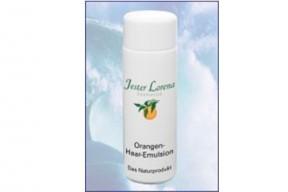 Orangen Haar Emulsion